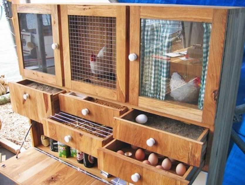 Chicken Coop Ideas DIY Projects Craft Ideas & How To\'s for Home ...