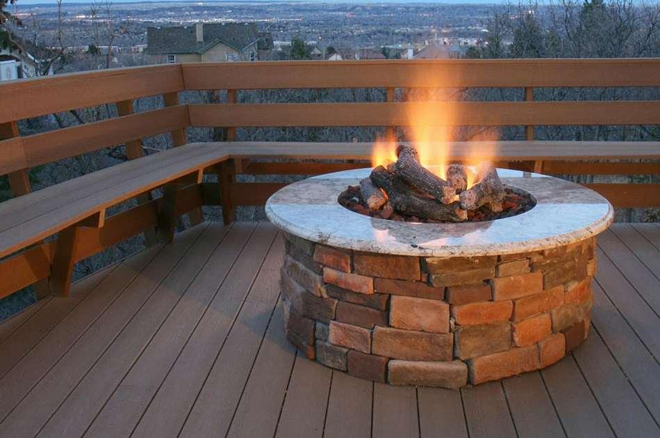 10 Unique DIY Fire Pit Ideas To Amaze Your Guests