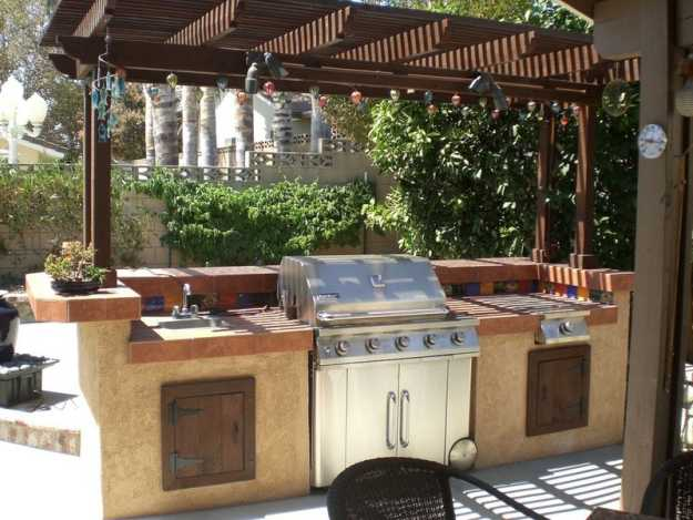 Cheap Diy Projects For Summer Backyard Kitchen And