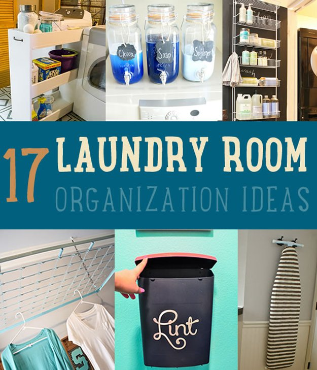 DIY Organization Ideas for Your Laundry Room | DIY Projects's Ingenious DIY Hacks For Home Improvement