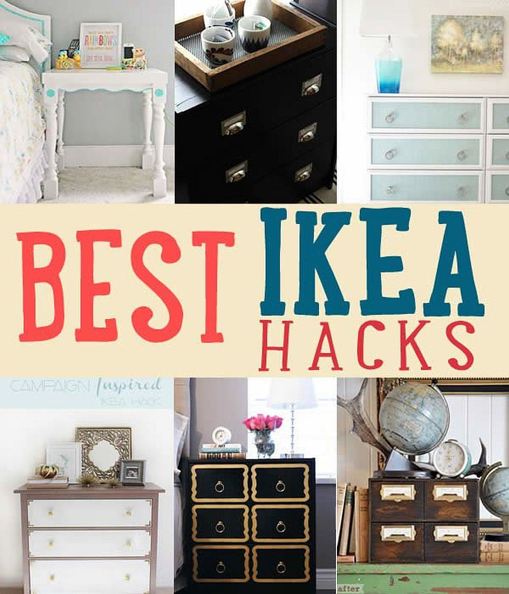ikea hacks diy furniture you must try diy projects s ingenious diy