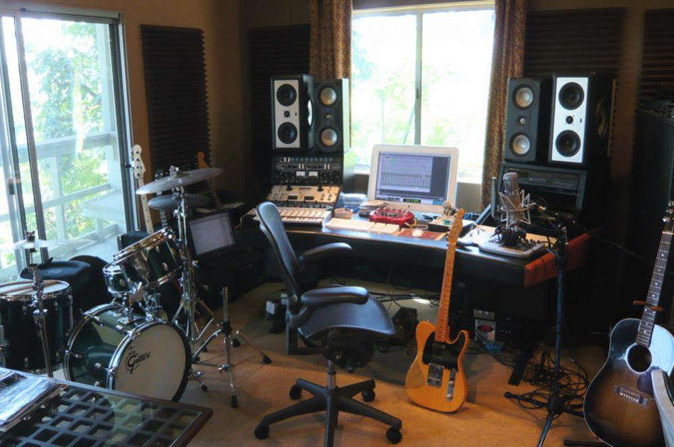 Must Have Home Recording Studio Equipment