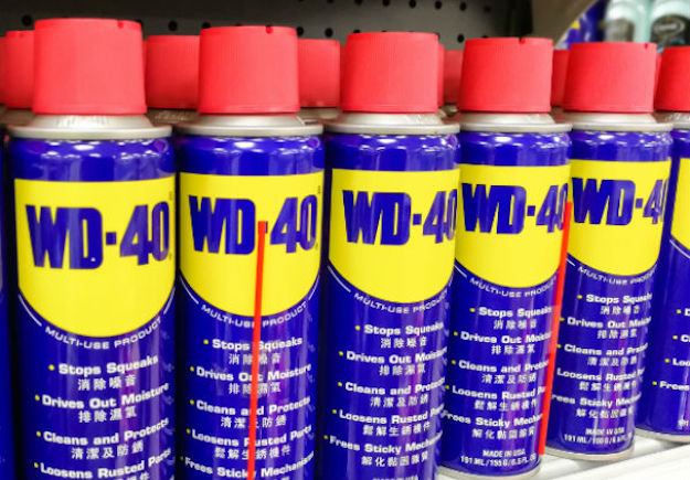 Check out Fixing A Car Scratch With WD40 Is Nothing Short Of A Magic Trick at https://diyprojects.com/fixing-car-scratch-using-wd40/