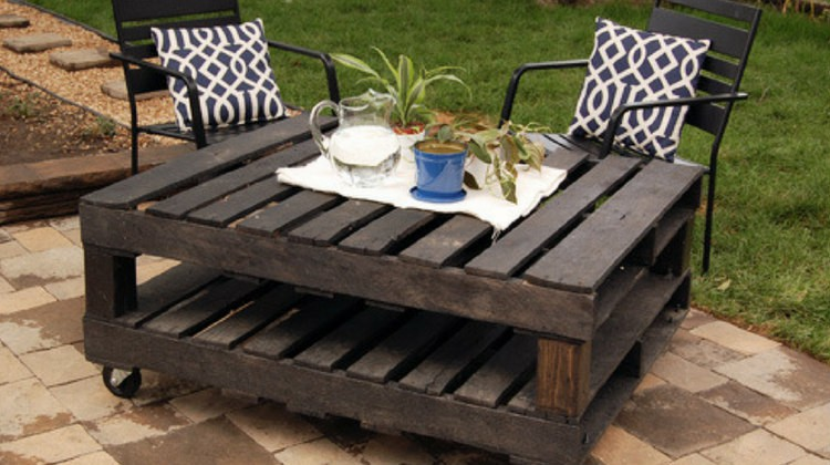 18 clever diy wood pallet projects you can do now - Wood Pallet Projects