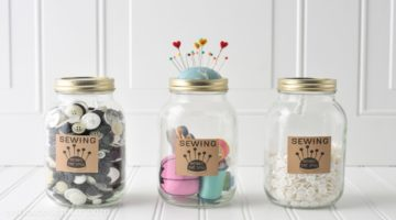 7 Clever DIY Sewing Organizers That Will Leave You in Awe