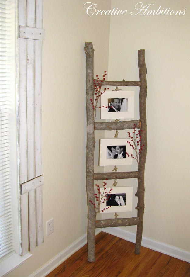 13 rustic home decor ideas diy projects rustic for Handmade home decorations ideas