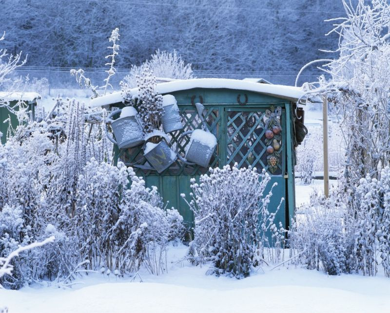 Check out 7 Ways to Turn Your Garden into a Winter Wonderland at https://diyprojects.com/ways-turn-garden-into-winter-wonderland/