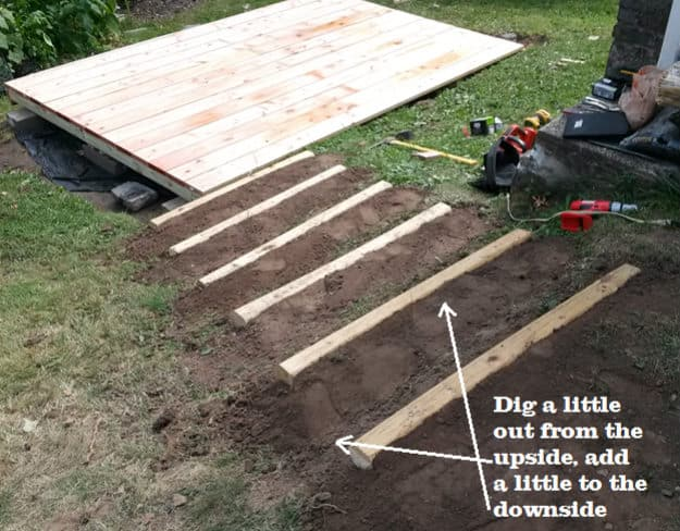 Your Own Floating Deck | Step-By-Step Guide To A More Relaxing ...