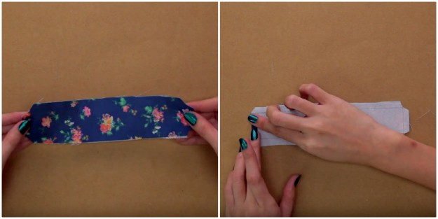 Step 14: Cut A Rectangular Piece Of Fabric| How To Make A DIY Book Clutch | DIY Projects.com
