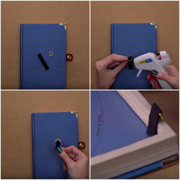 Step 15: Make A Bag Strap | How To Make A DIY Book Clutch | DIY Projects.com