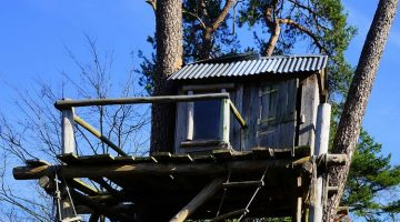Make Memories With Your Kids With These DIY Treehouse Tips