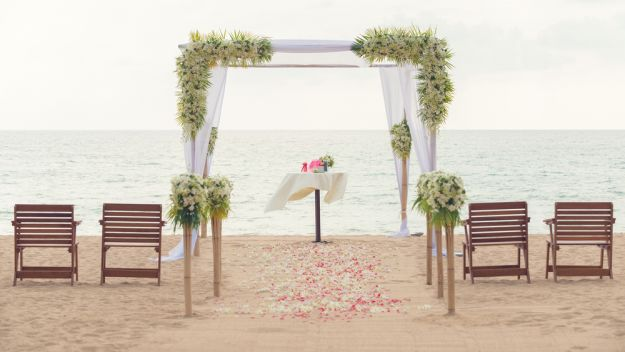 Unique Summer Beach Wedding Ideas Diy Projects