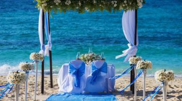 19 Unique Summer Beach Wedding Ideas