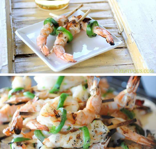 Corona Jalapeno Shrimp | DIY Beach Party Ideas For Your Beach-Themed Celebration