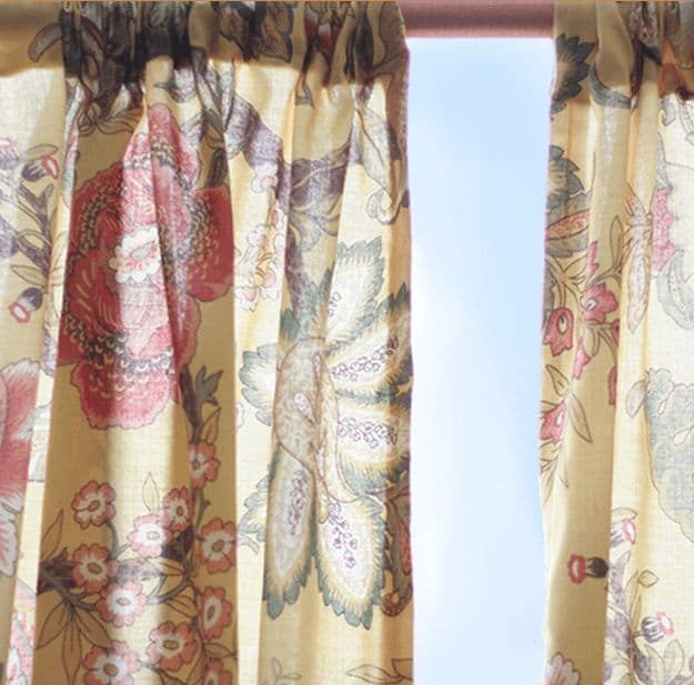 Add Some DIY Curtains | DIY Projects For Home Improvement On A Budget | Cool DIY Projects For Your Home