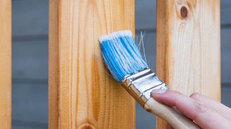 How To Paint Wood Furniture Diy Projects Home Projects