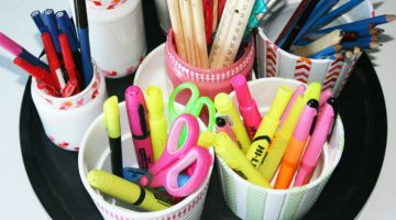 Nifty DIY Desk Organizer Ideas To Keep You Productive