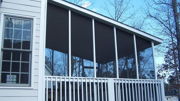 How to Build an Amazing Screened-In Porch Yourself