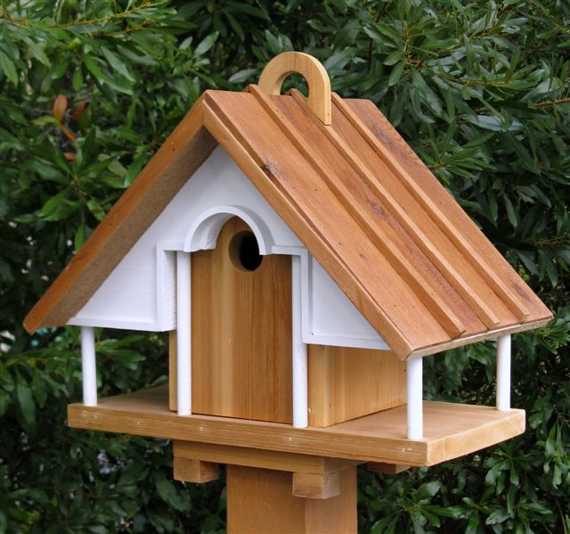 bird house for your backyard can really be a focal point