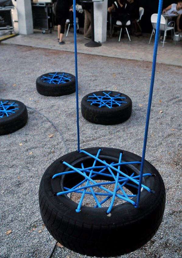 8 Genius Ways to Re-purpose Your Old Tires