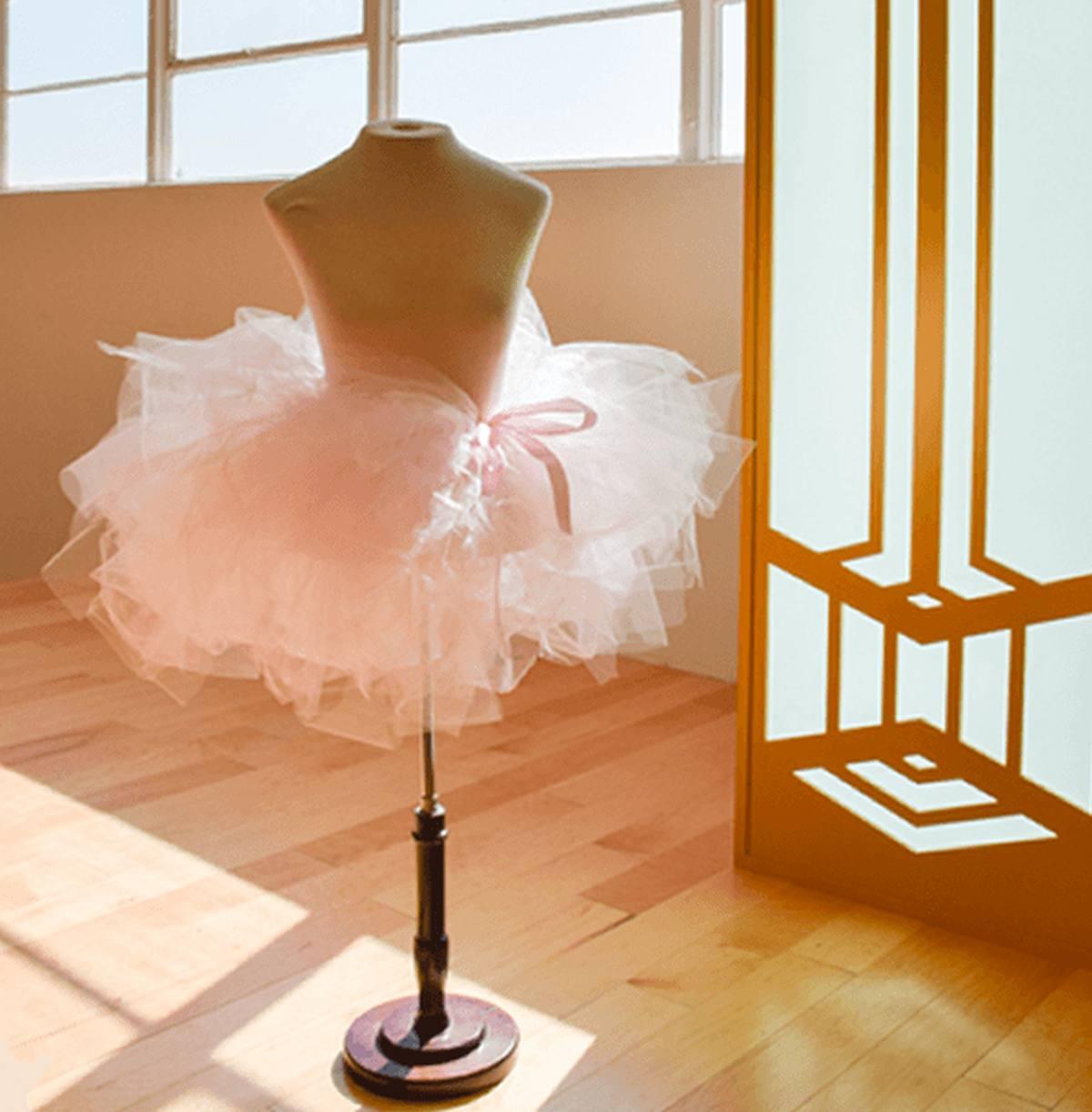 Make a No Sew Tutu Skirt | Spectacular DIY Kids Tea Party Ideas