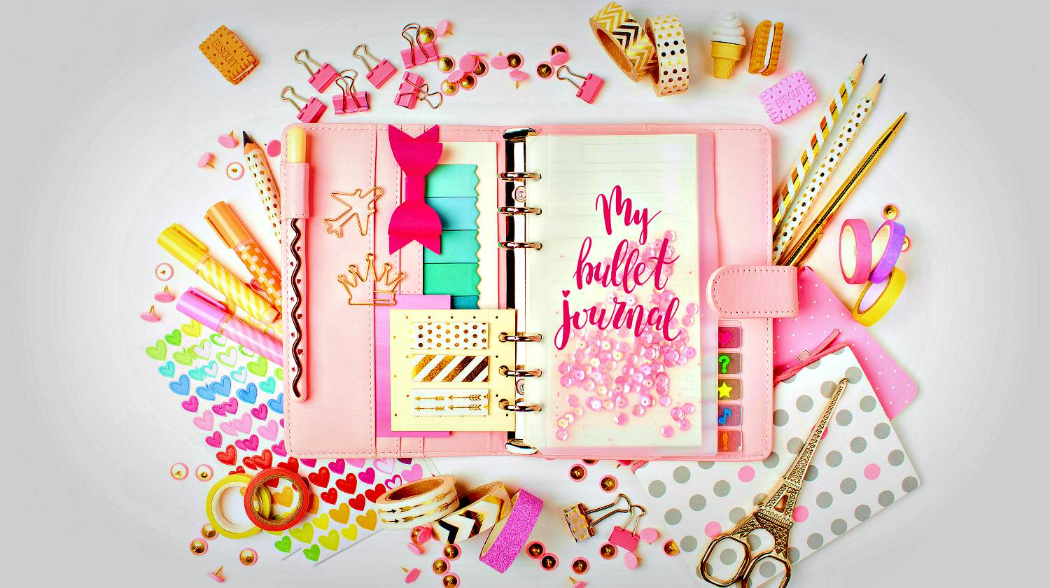 Feature | washi tape bullet journal | Washi Tape Ideas | 100 Creative Ways To Use Washi Tape