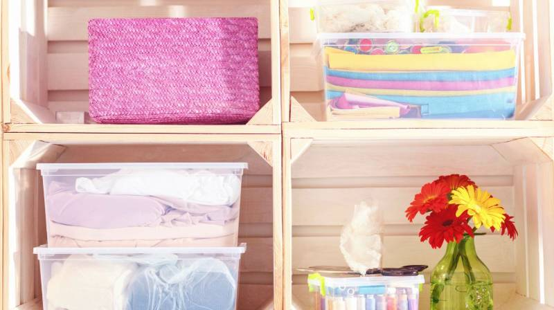necessary-textile-dressmaker | 800+ DIY Organization Ideas For A Clutter-Free Life