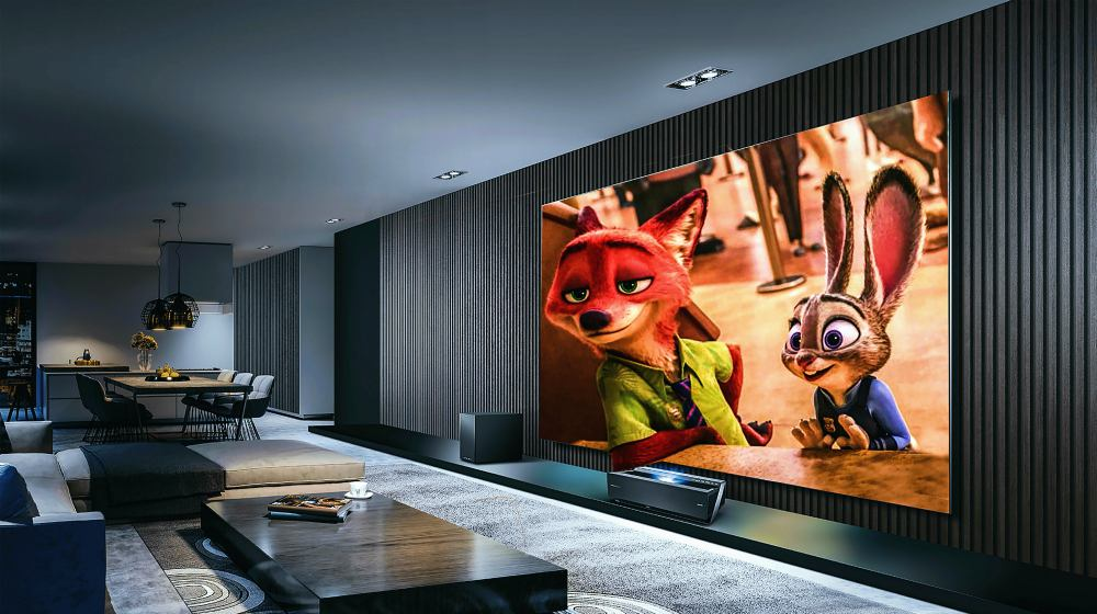 Zootopia movie still photo | DIY Acoustic Panels For Better Sound Absorption For Your Entertainment Room | diy sound absorbing panels | Featured