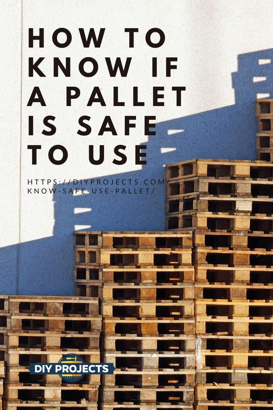 how to know if a pallet is safe | placard